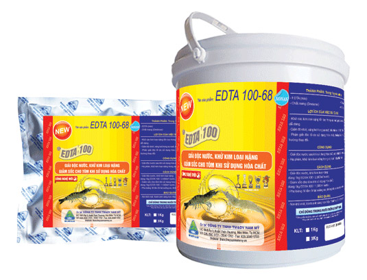 EDTA 100